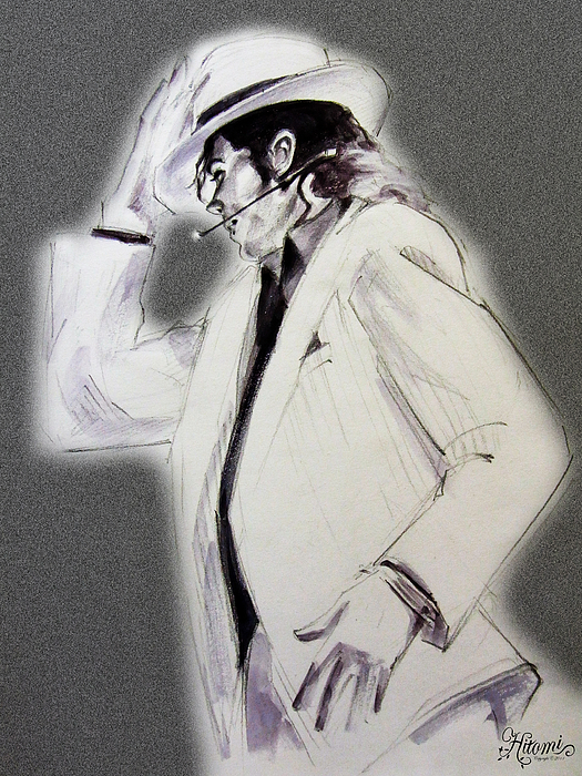 michael jackson sketch smooth - photo #23