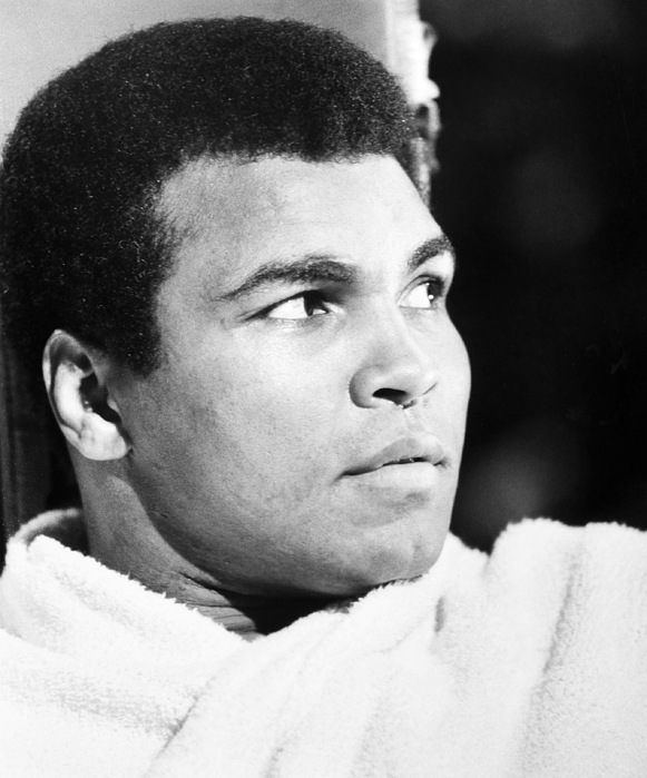 20th Century Photograph - Muhammed Ali (b. 1942) by Granger
