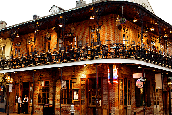 New Orleans And All That Jazz Photograph