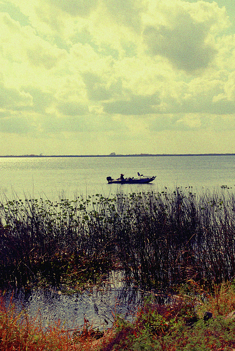 Boat Photograph - On A Sunny Sunday Afternoon by Susanne Van Hulst
