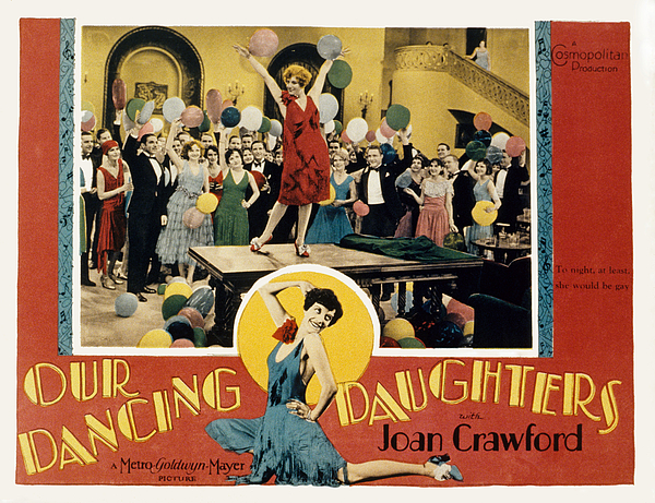 1920s Photograph - Our Dancing Daughters, Joan Crawford by Everett