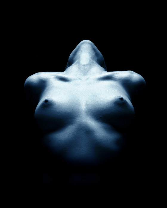 Nude Photograph - Passion by Tim Booth