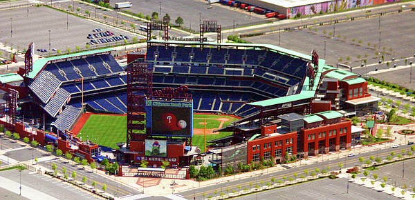 Phillies Citizens Bank Park Philadelphia Photograph