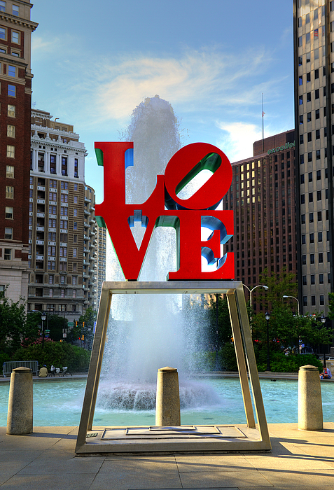 Philly Love Photograph