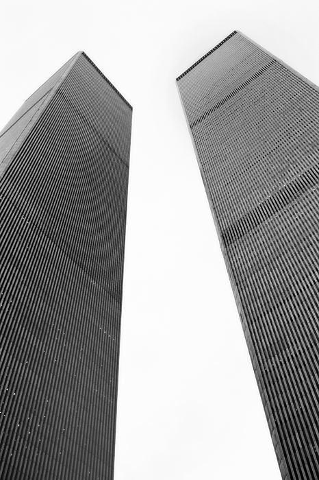 Twin Towers9 Photograph - Remember by Joann Vitali