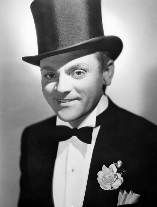 1930s Movies Photograph - Something To Sing About, James Cagney by Everett