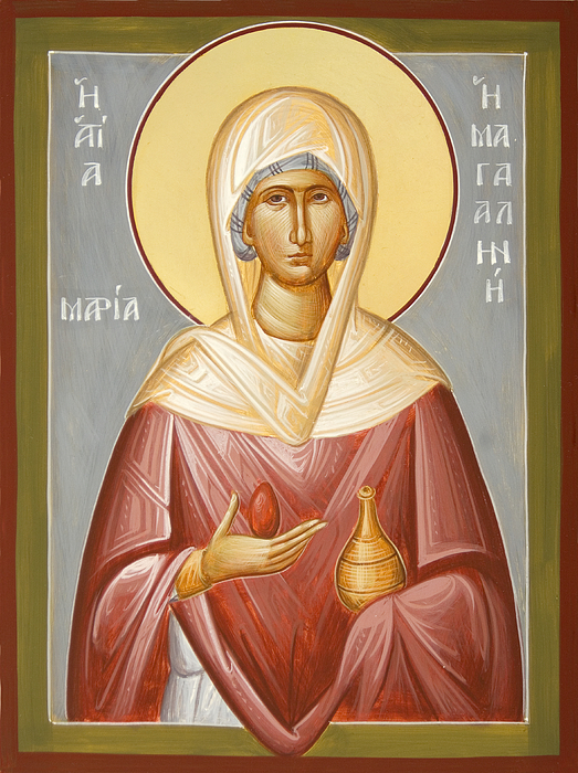 St Mary Magdalene Painting