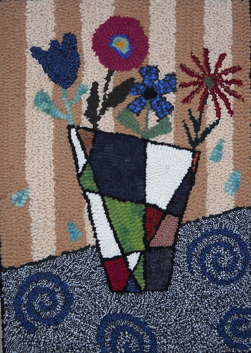 Still Life Tapestry - Textile - Still Life Line Play by Maureen McIlwain