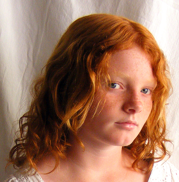Jacqueline Essex - The Girl With The Red Hair