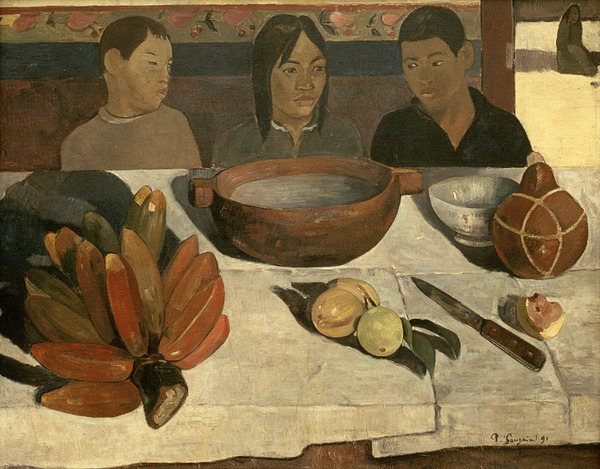 The Meal Painting