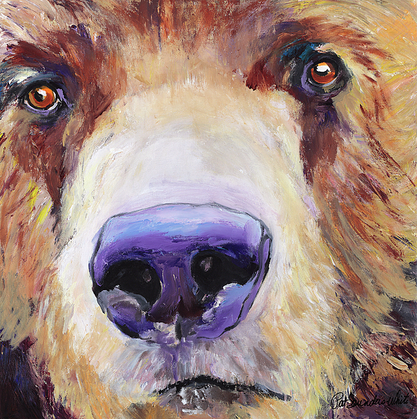 The Sniffer Painting