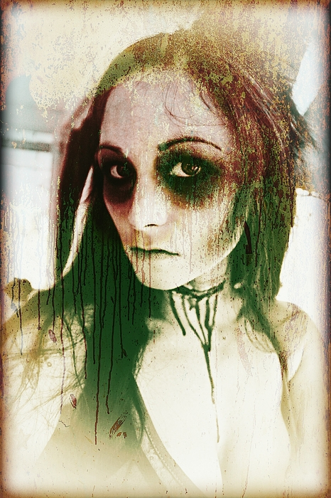 Gothic Photograph - Untitled  by Mandy Shupp