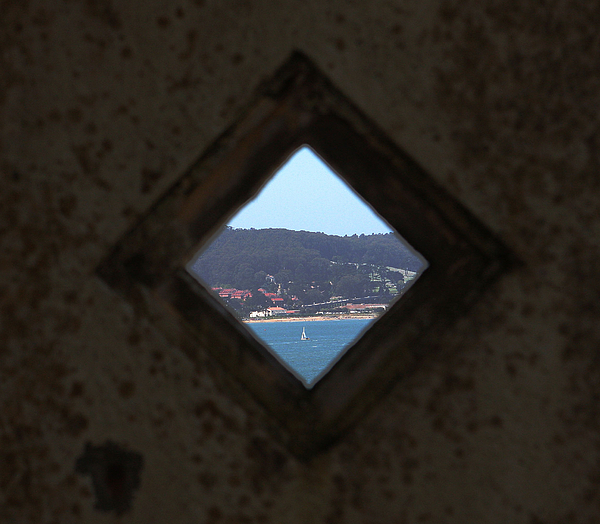 Alcatraz Photograph - View Of Freedom by Ty Helbach