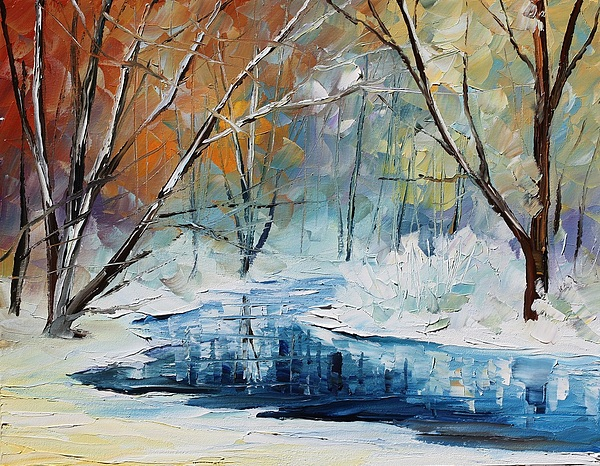 Winter New Painting