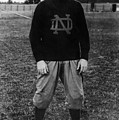 Knute Rockne, University Of Notre Dame by Everett