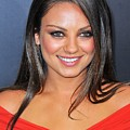 Mila Kunis At Arrivals For Friends With by Everett