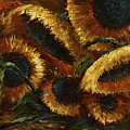 Sunflowers by Michael Lang