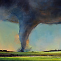 Tornado On The Move by Toni Grote
