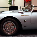 1955 Porsche 550 Rs Spyder . 7d 9411 by Wingsdomain Art and Photography