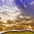 Kite Flying by David Patterson