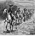 Remington: 10th Cavalry by Granger