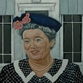 Beatrice Taylor As Aunt Bee by Tresa Crain