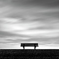 Bench, Long Exposure by Kees Smans