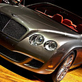 Bentley Continental Gt by Cosmin Nahaiciuc