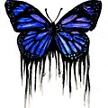 Butterfly Tears by Mike Grubb