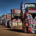 Cadillac Ranch by Lana Trussell