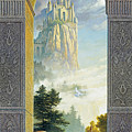 Castles In The Sky by Greg Olsen