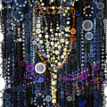 Champagne Flute by Russell Pierce