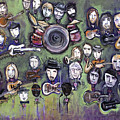 Chris Daniels And Friends by Laurie Maves ART