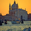 Church Of The Redentore In Venice by Michael Henderson