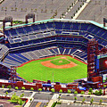 Citizens Bank Park Phillies by Duncan Pearson