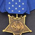 Close-up Of The Medal Of Honor Award by Stocktrek Images