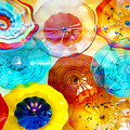 Colorful Plates by Artist and Photographer Laura Wrede