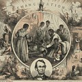 Commemoration Of The Emancipation by Everett
