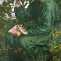 Day Dream by Dante Charles Gabriel Rossetti