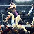 Dempsey And Firpo by Pg Reproductions