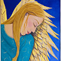 Dreaming Angel by Jacqueline Lovesey