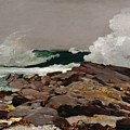 Eastern Point by Winslow Homer