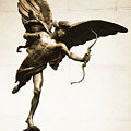 Eros Statue by Neil Overy