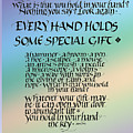 Every Hand by Judy Dodds