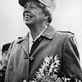 Fdr Presidency. Eleanor Roosevelt by Everett