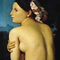 Female Nude by Ingres