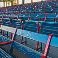 Fenway Bleachers by Michael Yeager