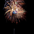 Fireworks IIi by Christopher Holmes