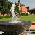 Fountain And Union by Meandering Photography