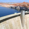 Glen Canyon Dam by Will Borden
